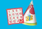 Spiel und Spaß für die Kinder-Geburtstagsparty