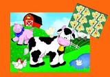 Lustige Wandspiele für den Kindergeburtstag