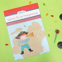 Spiele-Sammlung für den Piraten-Kindergeburtstag