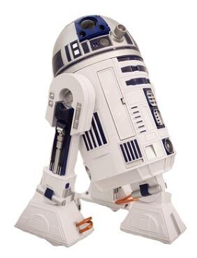 R2-D2 aus der Star Wars Saga
