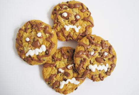 Cookies im Wookiee-Design