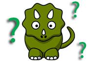 Dinosaurier-Quiz für Kinder