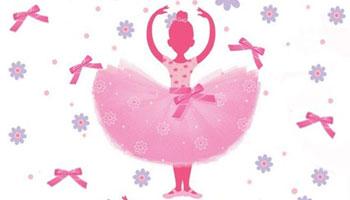 Kindergeburtstag mit Ballett-Motto