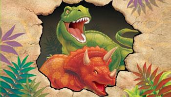Dinosaurier-Geburtstag