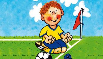 Fußballer Fritz Flanke