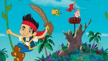 Geburtstag Mit Jake Und Den Nimmerland Piraten, Einladungs