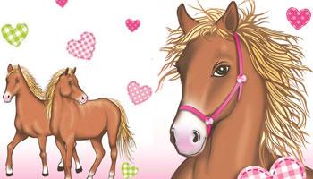 Mädchen-Geburtstag mit Pferden