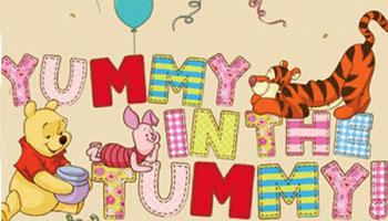 Winnie Puuh Geburtstag