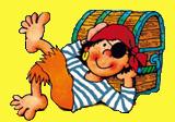 Kindergeburtstag mit Pirat Pit Planke