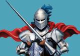 Ritter-Motto für den Kindergeburtstag
