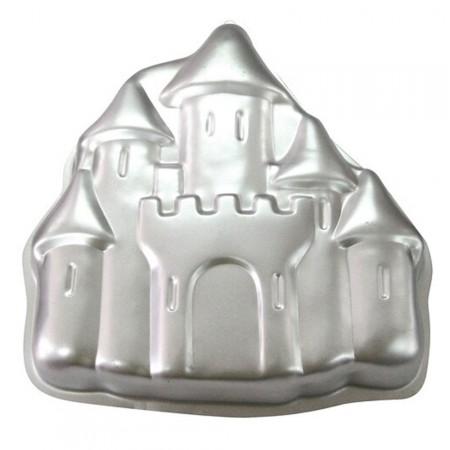Backform in Form eines Schlosses