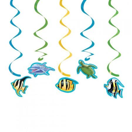 Deko-Fische zum Aufhängen