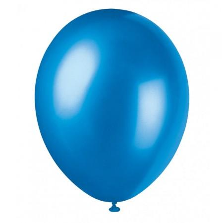 Dunkelblauer Luftballon