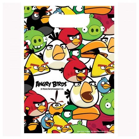 Partytüten Angry Birds
