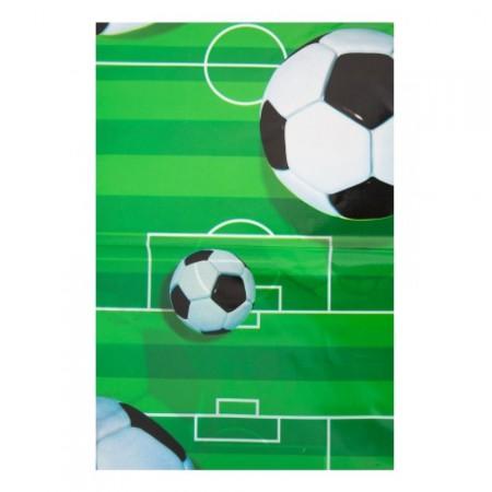Tischdecke im Fußball-Design