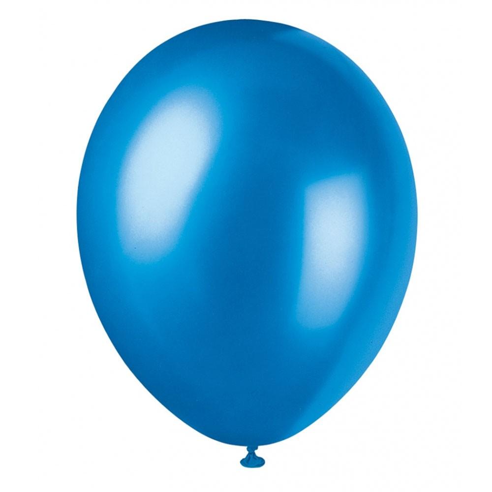 Dunkelblaue Luftballons