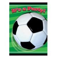 Einladungskarten Fußball-Party