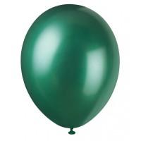 Grüner Luftballon