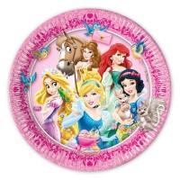 Partyteller mit den Disney Prinzessinnen