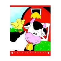 Partytütchen mit Bauernhof-Tieren