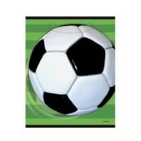 Partytütchen mit Fußball-Motiv