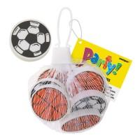 Sportball-Radiergummis