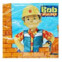 Servietten mit Bob der Baumeister