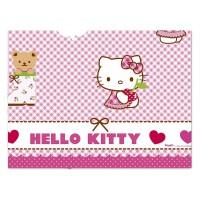 Tischdecke mit Hello Kitty-Motiv
