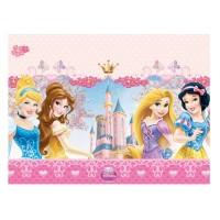 Tischdecke mit den Disney Prinzessinnen