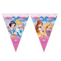 Deko-Wimpelkette mit den Disney Prinzessinnen