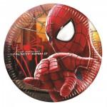 Pappteller Amazing Spiderman