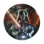 Star Wars Party-Pappteller mit Darth Vader
