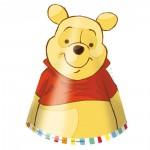 Partyhütchen im Winnie Puuh Design
