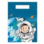 Partytüten mit kleinem Astronauten