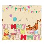 Party-Tischdecke mit Winnie Puuh-Motiv