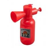Wasserpistole in Form eines Feuerlöschers
