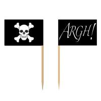 Picker Piratenflagge